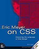 Buchtitel: Eric Meyer on CSS